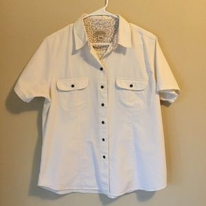 JCPenney button down
